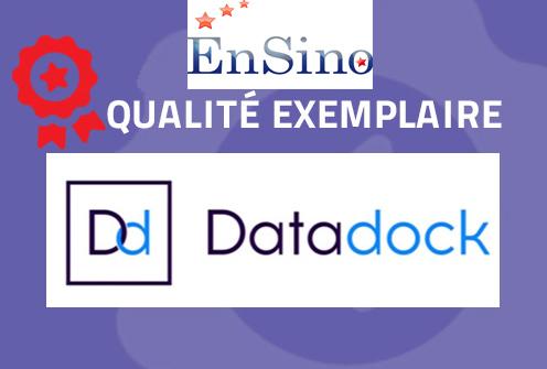 EnSino référencée dans le Data-Dock pour le CPF / DCl en chinois
